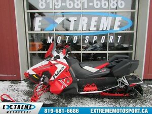 2015 Polaris Switch Back SB 800 X edition 60TH Anniv RARE!! 46,1