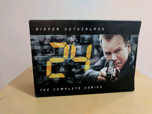 24 Complete Series DVD Set