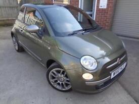 2010 Fiat 500 1.2 500 byDIESEL (This is a petrol car)