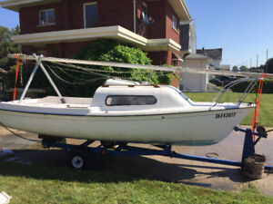 Siren 17 Sailboat For Sale