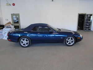 1997 JAGUAR XK8 CONVERTIBLE! 290HP! SPECIAL ONLY $8,900!!!!