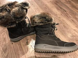 SANTANA CANADA Plus Marta Cold Weather Boots