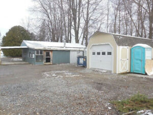 Workshops and Storage Space For Rent
