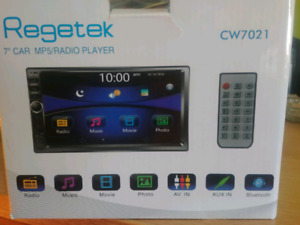 Touchscreen for car .mp5. Usb. Bluetooth