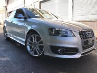 Audi S3 2011 2.0 TFSI Quattro 3 door AUTOMATIC, FULLY LOADED, S/NAV, PARK AID