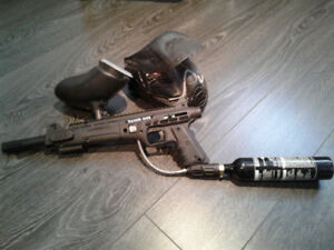 Tipman Tango-one paintball gun