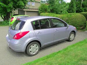 2009 Nissan Versa Familiale