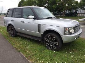 Range Rover 3.0 Td6 HSE