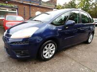 Citroen C4 Grand Picasso 1.6 HDI VTR+ EGS 110HP (FINANCE AVAILABLE)