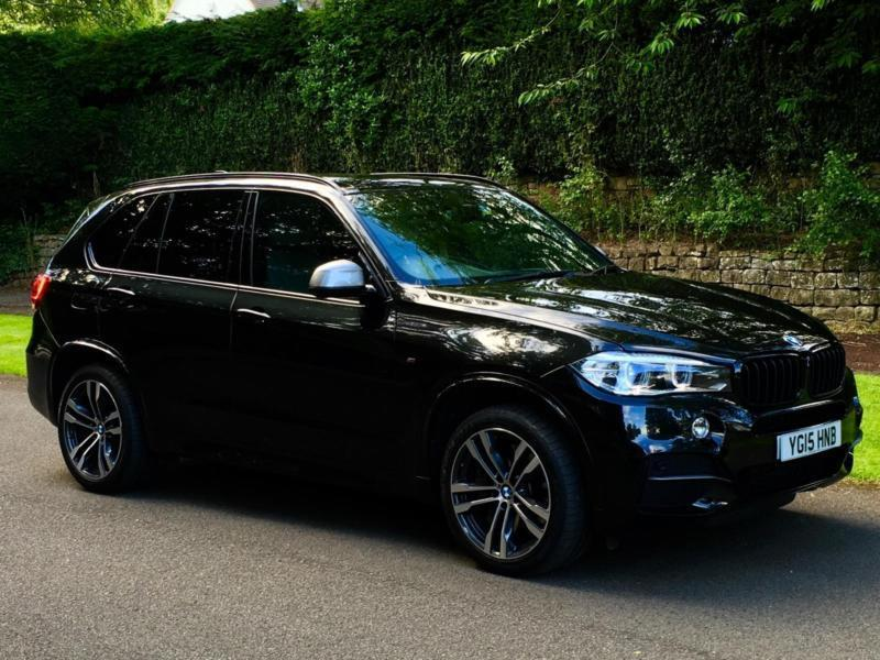 2015 bmw x5 m50d 3 0td xdrive 7 seater 381bhp 4x4 m sport 8 speed auto in wigston. Black Bedroom Furniture Sets. Home Design Ideas