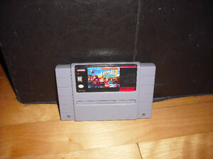 Donkey Kong Country 3 Dixie Kong Double Trouble Super Nintendo