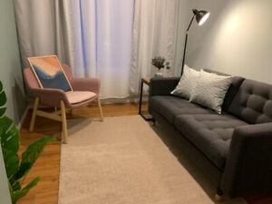 Newly Furnished Counselling Office for Rent