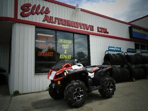 2016 Can Am 650 XMR