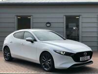 2021 Mazda 3 2.0 Skyactiv G MHEV GT Sport Tech 5dr HATCHBACK Petrol Manual