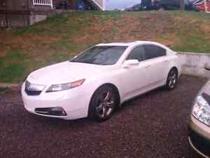 Acura TL Sh-AWD A-spec  tech package