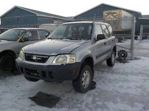 2001 Honda CR-V Now Available At Kenny U-Pull Cornwall