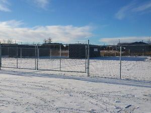 Industrial Storage Yard on Yellowhead West and Anthony Henday Edmonton Edmonton Area image 2