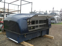 USED LONG BOX SLIDE-IN MORY SERVICE BODY CANOPY TOPPER Red Deer Alberta Preview