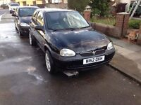 �� 150ONO 1.2 SXI CORSA NO MOT L@@K CHEAP