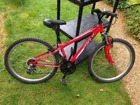 Apollo XC24 Child's Mountain Bike
