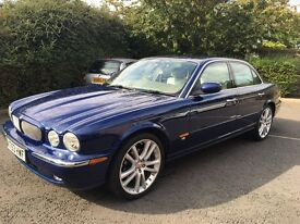 2004 new shape JAGUAR XJ 3.0 XJR SPEC x350 FULLY LOADED executive 4 door P/X SWAP