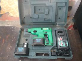 Hitachi DH20DV cordless hammer drill