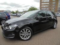 2014 Volkswagen Golf 1.4 TSI BlueMotion Tech GT DSG (s/s) 5dr