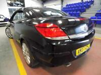 Vauxhall/Opel Astra 1.8 2007.5MY Twin Top Exclusiv Black