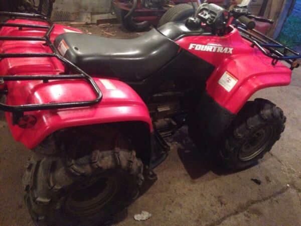 Used 2001 Honda Fourtrax 250 Recon