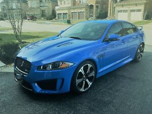 2013 Jaguar XF XFR-S Rare Supercharged
