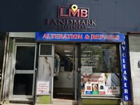DRY-CLEANING BUSINESS FOR SALE , REF: LM259
