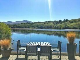 2 BEDROOM LUXURY HOLIDAY HOME FOR SALE - SNOWDONIA - NORTH WALES