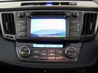 2015 TOYOTA RAV 4 2.0 D 4D Invincible 5dr 2WD SUV 5 Seats