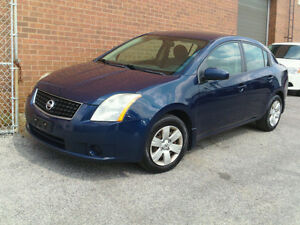 2009 Nissan Sentra Sedan **CERTIFIED AND ETESTED**