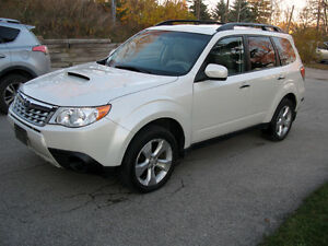 2011 Subaru Forester XT Turbo SUV, Crossover