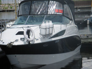 2011 Bayliner Ciera 285 with 2013 Triple Axle Excalibur Trailer