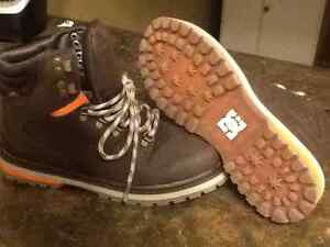 New DC brand boots size 7