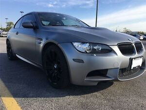 2011 BMW M3 Coupe Frozen Grey