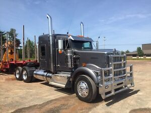 2016 Heavy spec Kenworth