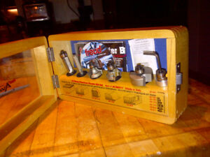 Freud Avanti router bit set