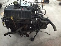 Ford transit engine & gearbox