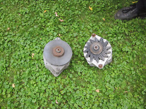 1976 - 1979 Cadillac Seville Delco GM V8 Alternators (2)