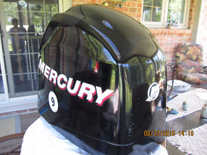 Engine Mercury Top Cowling 2006 Outboard Motor