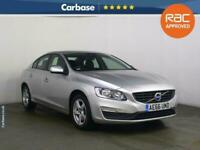 2016 Volvo S60 D2 [120] Business Edition 4dr SALOON Diesel Manual