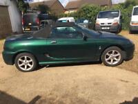 2003 MG/ MGF TF 1.8 135 SPARES OR REPAIR