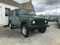 2007 (07) Land Rover Defender 110 Double Cab Pick Up 2.4 TDCi *** NO VAT ***