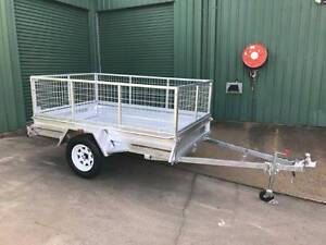 8x5ft BOX TIPPER TRAILER... GREAT START UP TRAILER!! ATM 750kg Cabarlah Toowoomba Surrounds Preview