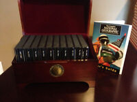 REDUCED- National Geographic limited edition box set