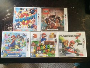 3ds games for $10 or less