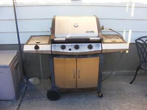 Natural Gas Bar-b-que